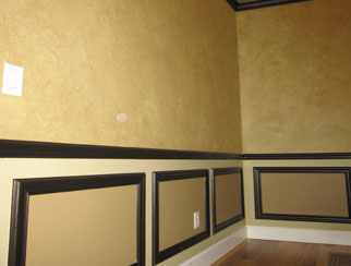 decorative wall paint